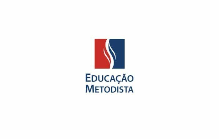 Logomarca do Grupo Educacional Metodista