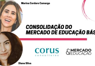 Entrevista com Marina Cordaro Camargo: Consolidação do Mercado de Educação Básica